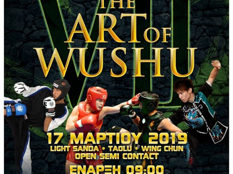 THE ART OF WUSHU 2019